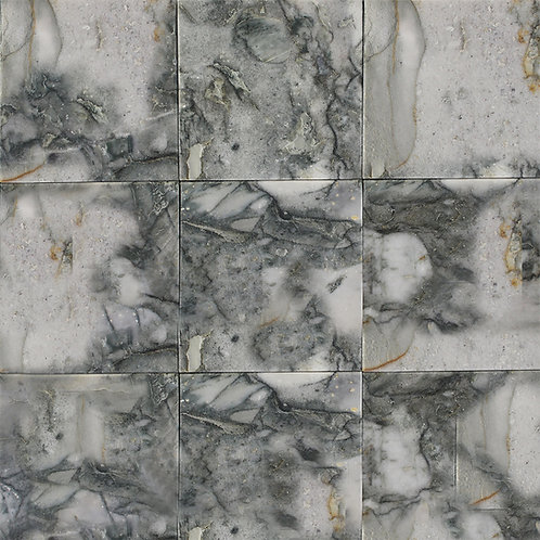 Palazzo polished 4x4 marble square foot picture