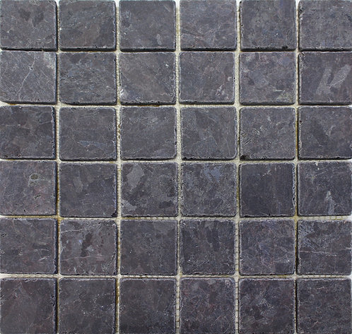 Spectrolite 2X2 Tumbled Granite