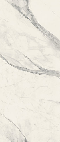 Slab Versace Maximvs Statuario White polished imitates the real marble perfectly