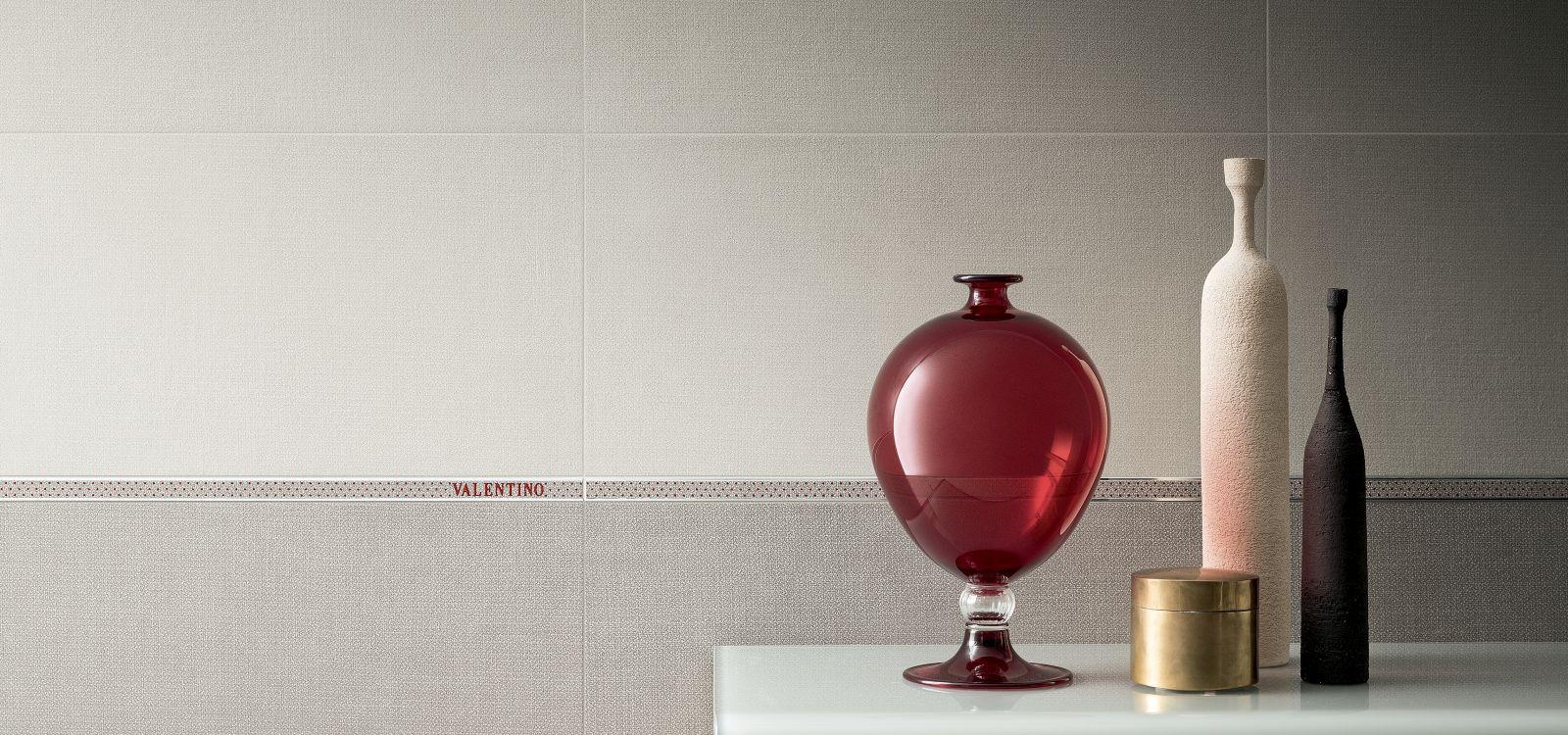 Valentino In Textile White