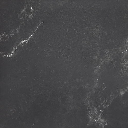 Cosmic Dust Dark, is a porcelain tile that looks like black marble. Make a statement in any room with this tile.