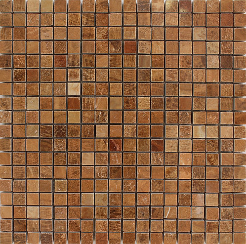 Timber Brown 5/8 X 5/8 Polished