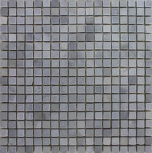 Blue Marble 5/8 X 5/8 Tumbled Mosaic