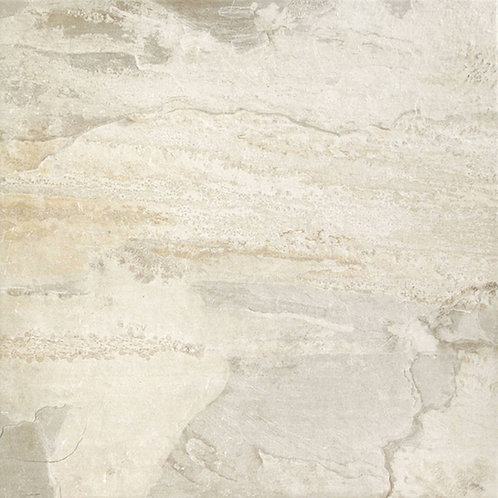 Nat Alaska French Vanilla slate looking porcelain tile.  Ideal for floor and wall installations