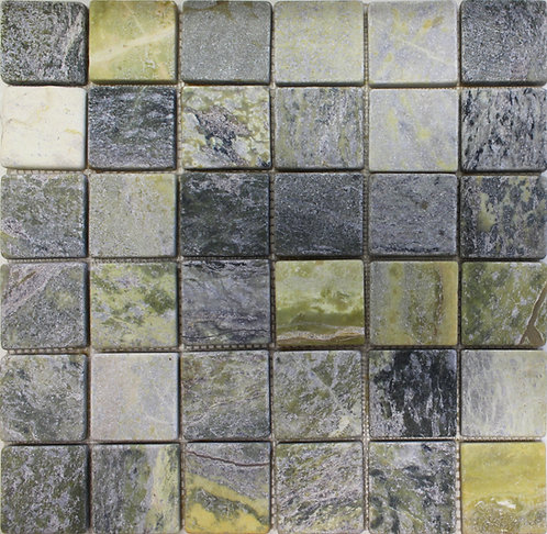 Conne Marble 2X2 Tumbled