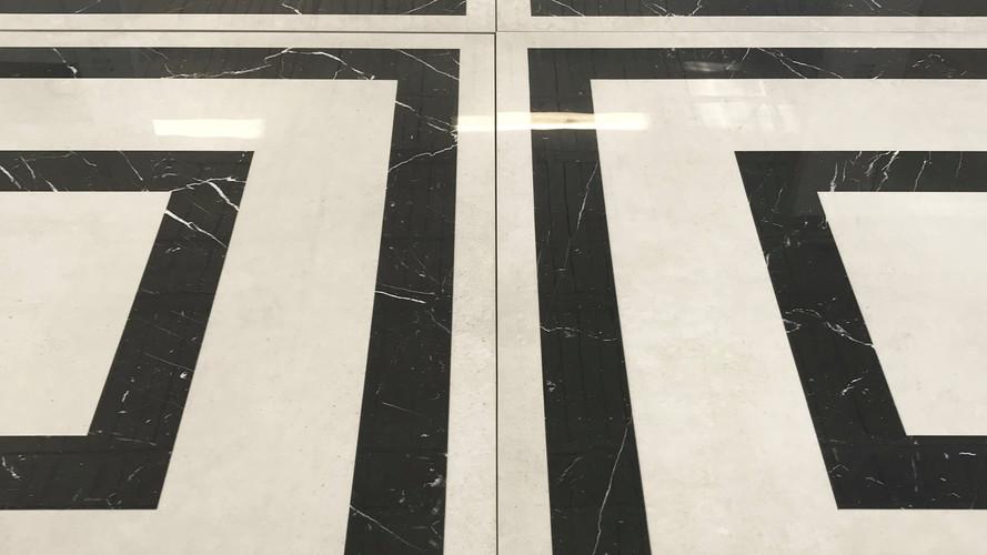 Elemental Bianco Squares