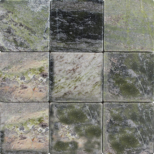 Conne Marble 4X4 tumbled