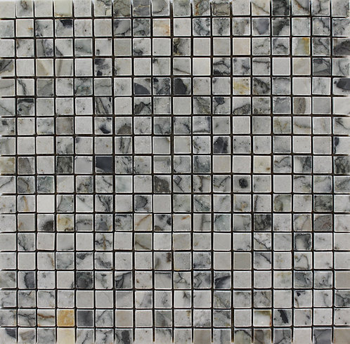 Palazzo polished marble mosaic