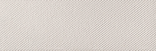 Allure net pearl is a ceramic tile with texture and a white iridescent glossy finish