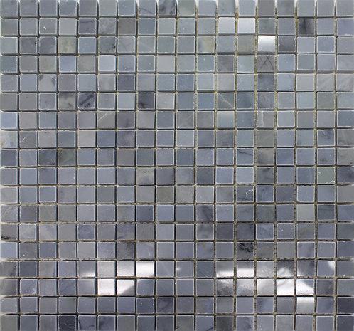 Blue Marble 5/8 X 5/8 Polished Mosaic