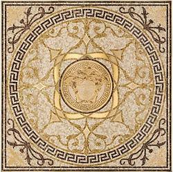 Versace Exclusive Mosaico 68300 Beige Oro