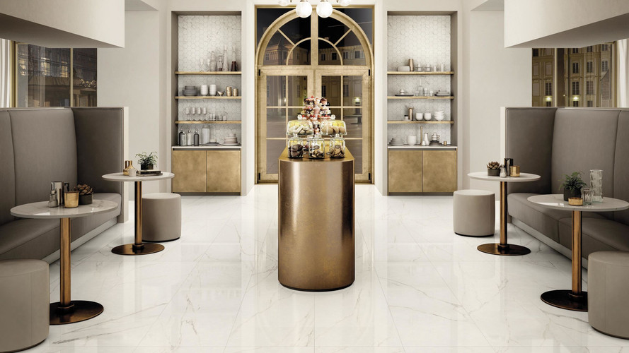 Valentino Marble Royal White