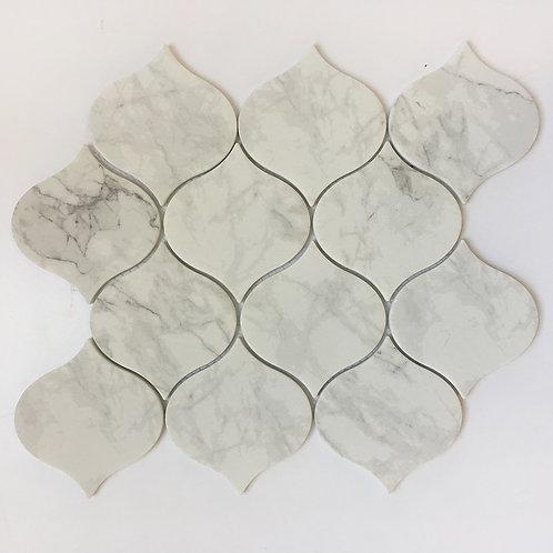 Enamel Waterdrop Carrara