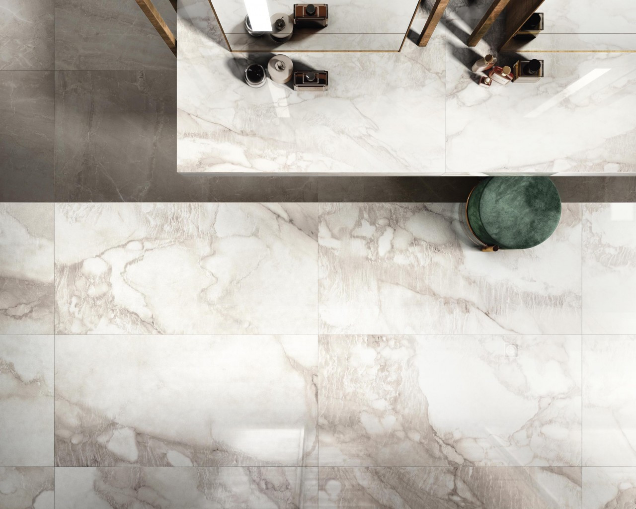 Valentino Marble Pearl Polished
