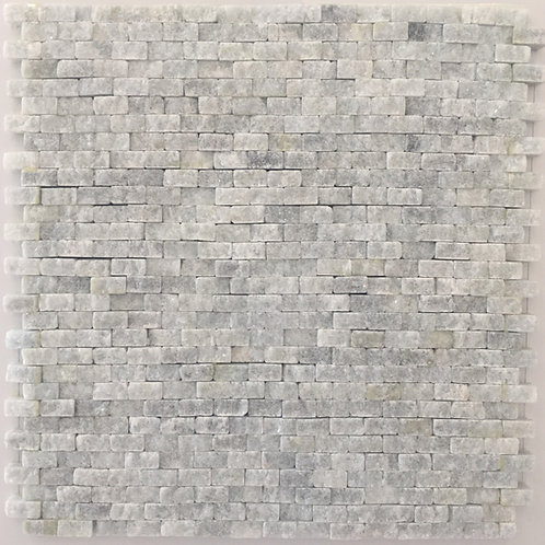 Azul Crystallino, a beautiful splitface pattern mosaic for all wall installations