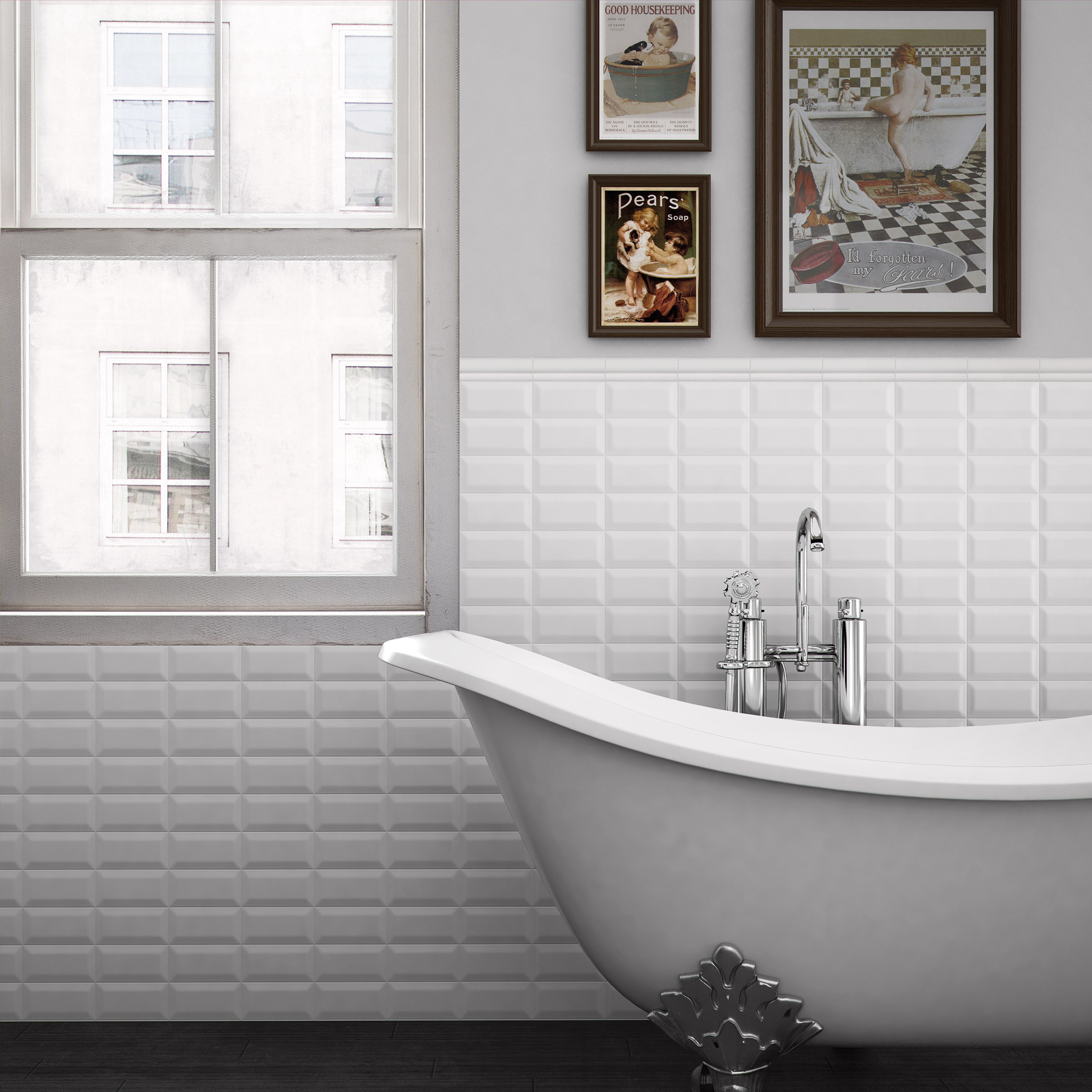 Metro White Subway | Porcelain Tile, Tile Store | Toronto ON, Troy ...