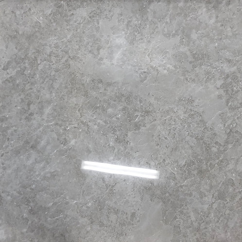 """Bello Excess Biarritz is a polished porcelain tile that is 48""""x48"""" large and works in floor and wall applications"""