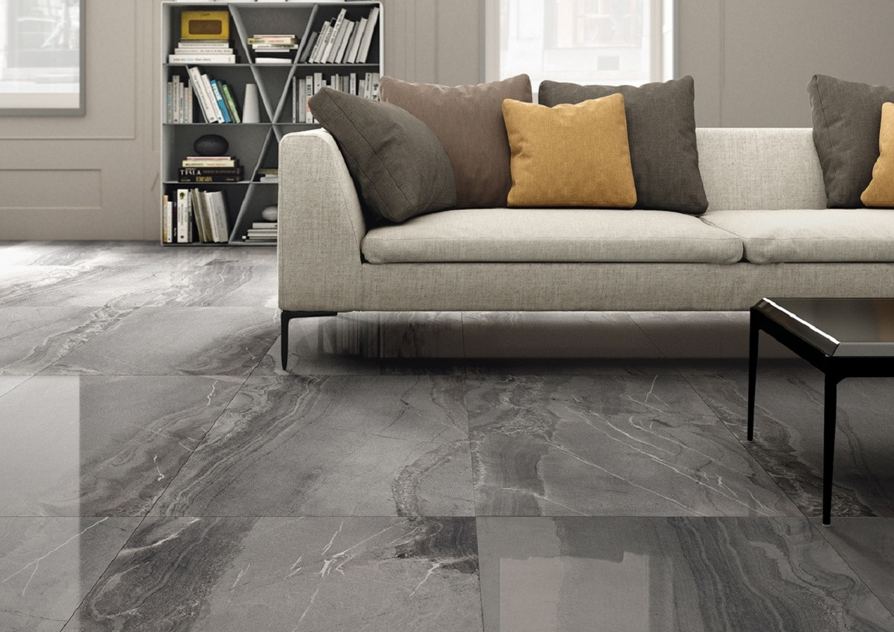 Uno Grey Polished 30x60 - room scene 2.j