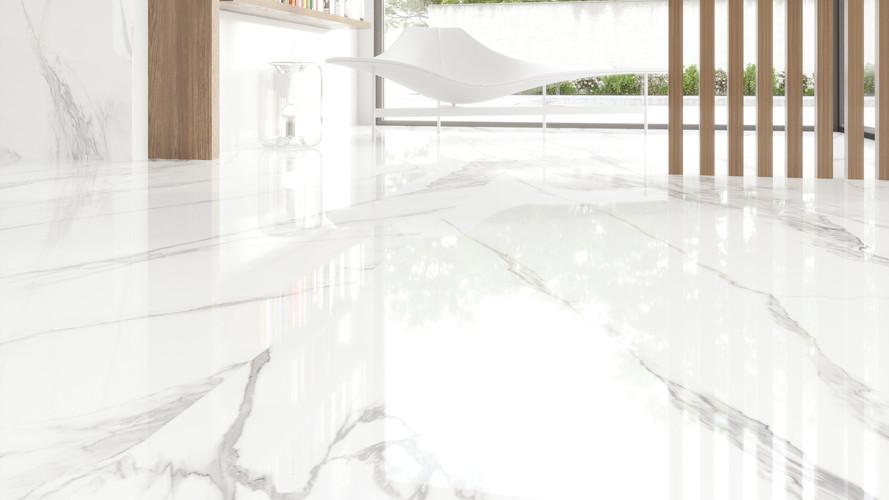 4D Calacatta Extra White Natural 40x40_i