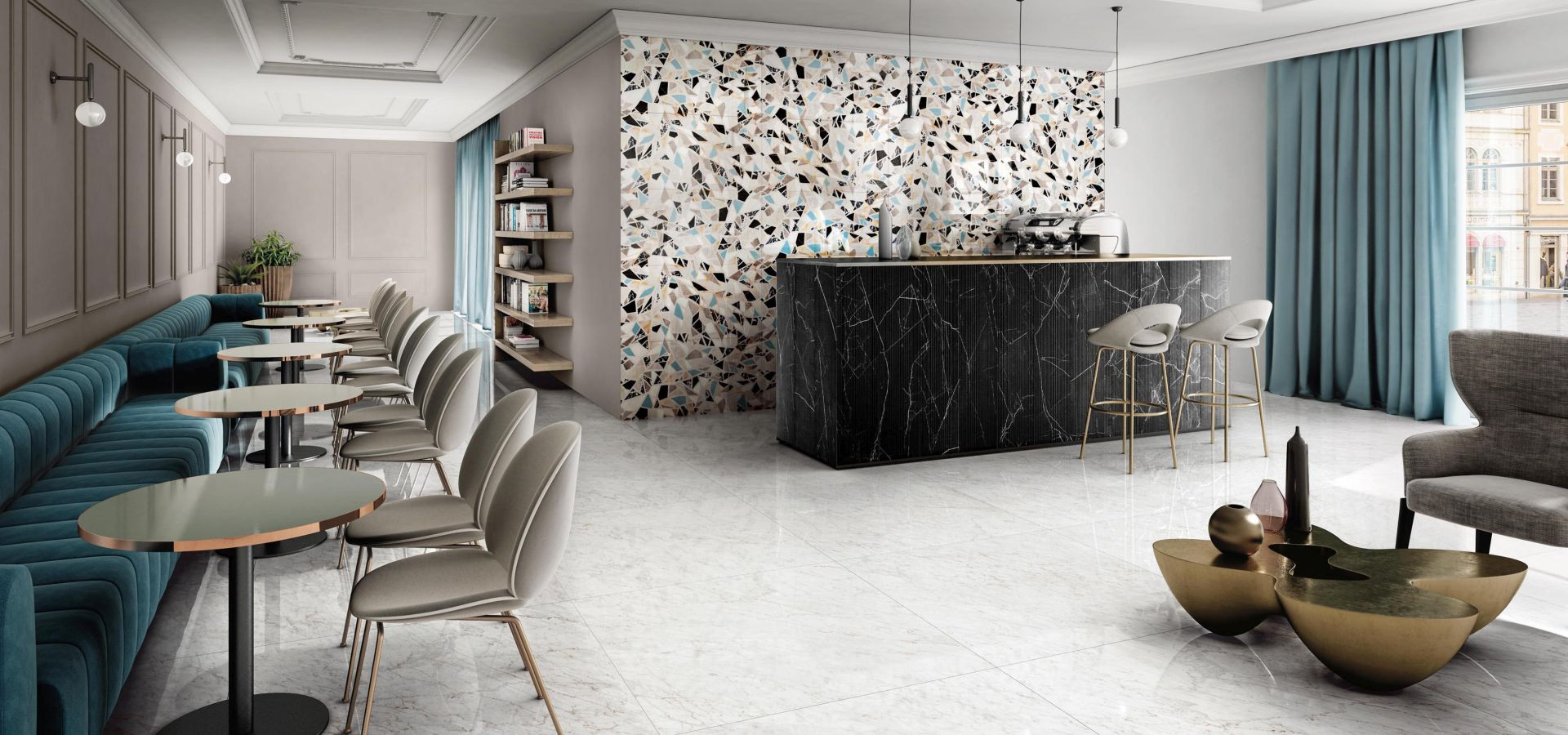 Valentino Alps White