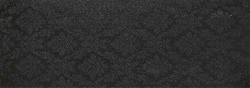Damask, a classic pattern embodied by our Wink collection. This black ceramic tile will elevate your interior design