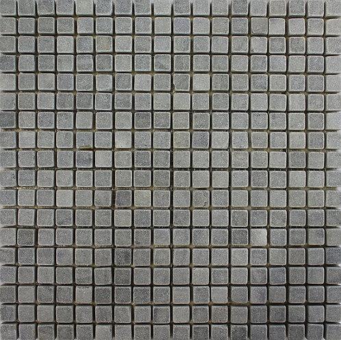 Verde Laguna Italian tumbled mosaic marble