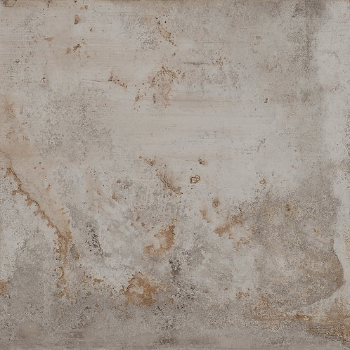 Alchemy Gris a spectacular looking porcelain tile that imitates corroded metal