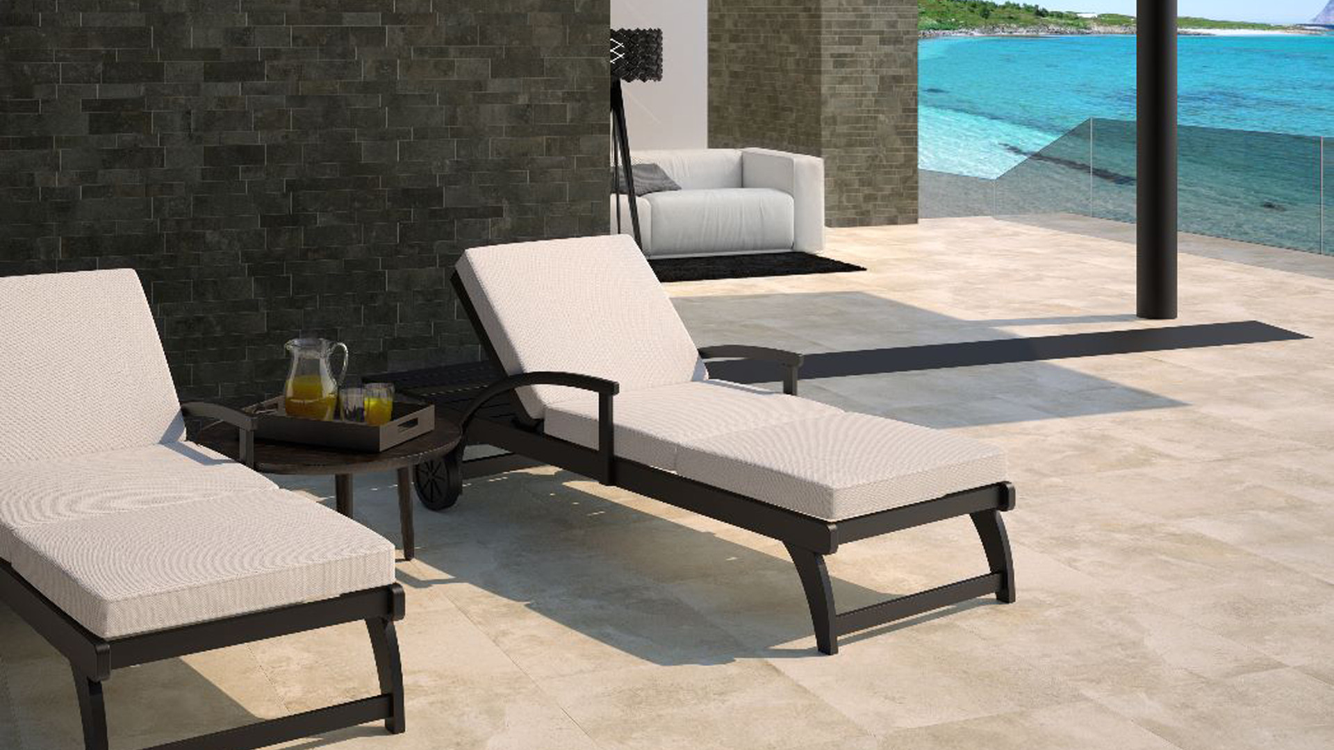 Monolithic Stone Sand
