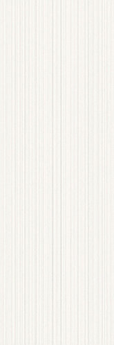 Essence White line ceramic tile is a linear tile with textured lines running horizontally through the tile
