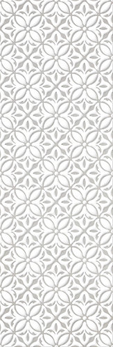 Art decor flower is a tile that looks like wall paper except that it has durability and relief like ceramic tile
