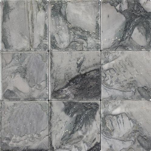 Palazzo 4x4 tumbled marble a beautiful rare stone