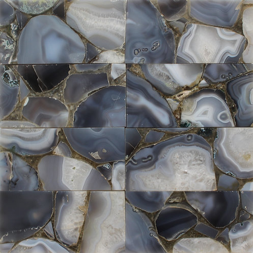 Semi-Precious Natural Onyx (2)