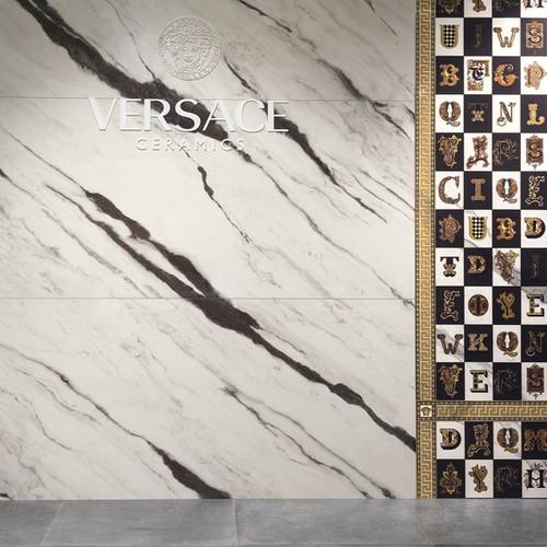 Versace Maximvs Collection - Panda and Alphabet