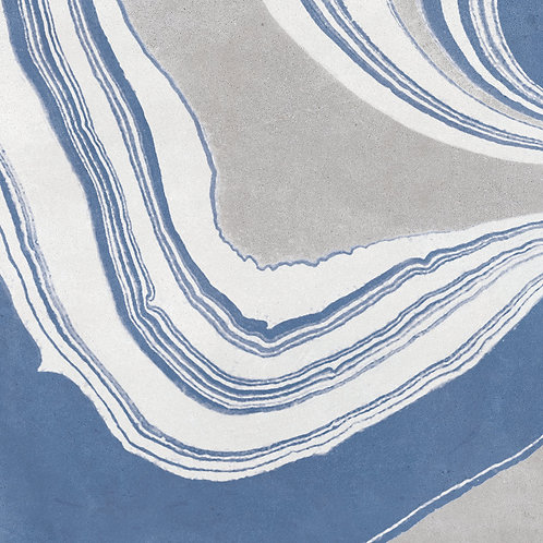 Add white and blue dynamic movement to your design with our new arrival Swirl Blue.