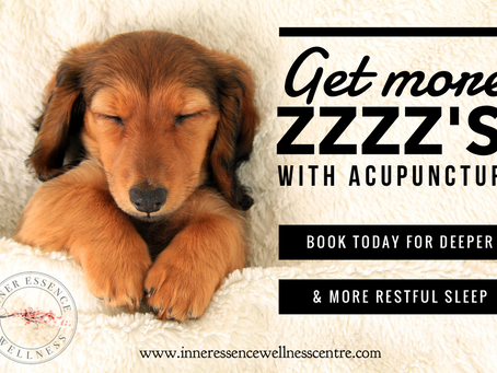 Deeper And More Restful Sleep With Acupuncture