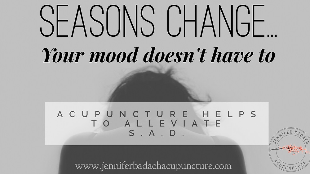Sherwood Park Acupuncture | Seasonal Affective Disorder Treatments