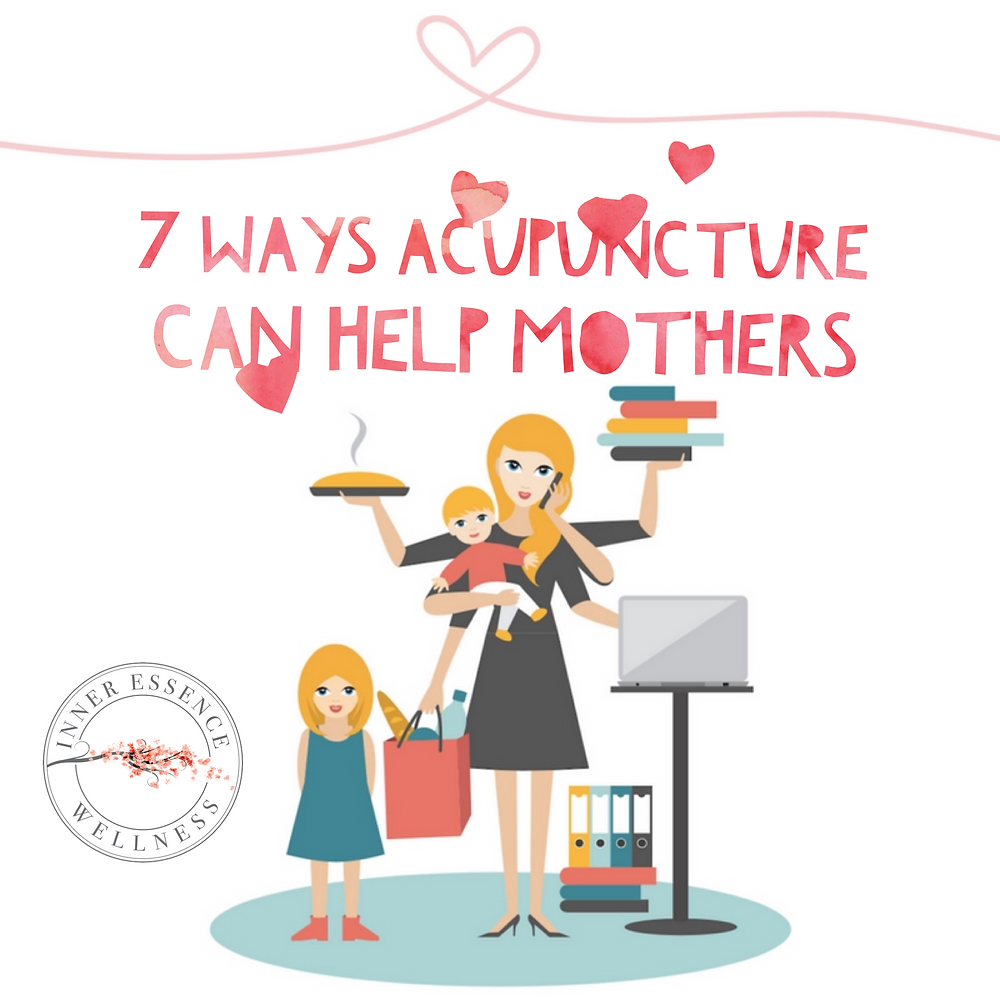 Acupuncture for Moms in Sherwood Park