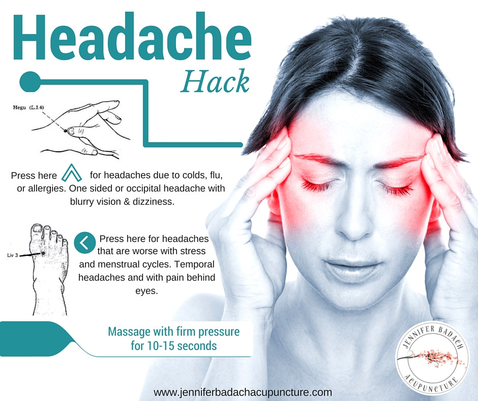 Sherwood Park Acupuncture for Chronic Headaches