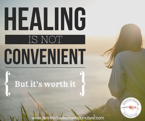 Healing with Sherwood Park Acupuncture
