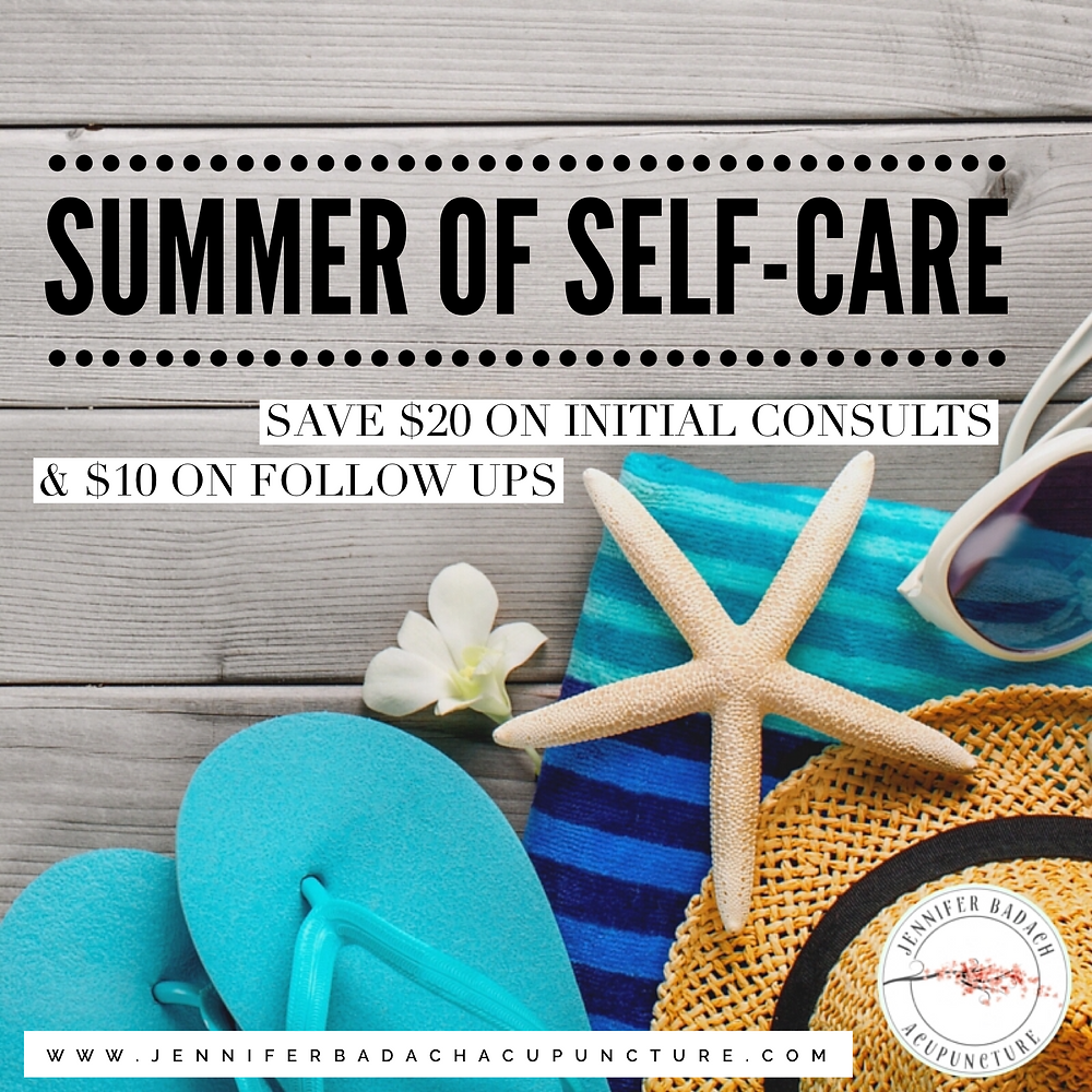 Self Care with Sherwood Park Acupuncture