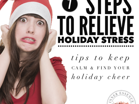 7 Tips to Relieve Holiday Stress