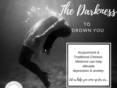 Overcoming Depression with Traditional Chinese Medicine