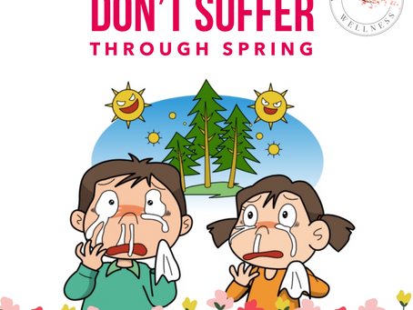Combat Spring Allergies with Acupuncture