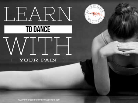 Learn To Dance With Your Pain