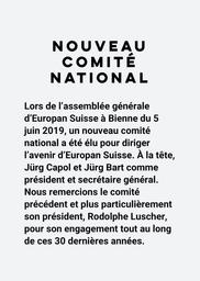 Nouveau Comité National