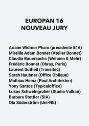 E16 - Nouveau jury