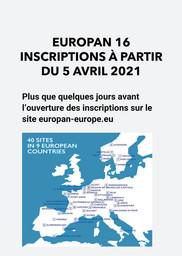 Europan 16: Lancement du concours