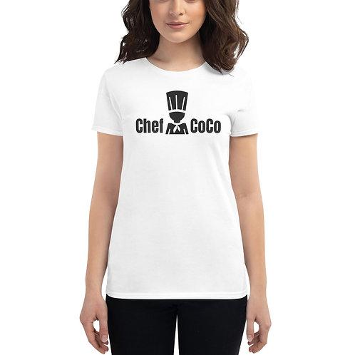 Chef CoCo Women's short sleeve t-shirt