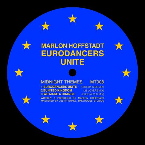 Marlon Hoffstadt - Eurodancers Unite (MT008)