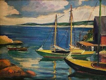 Earl-Bailly-1940-Nova-Scotia-Impressioni